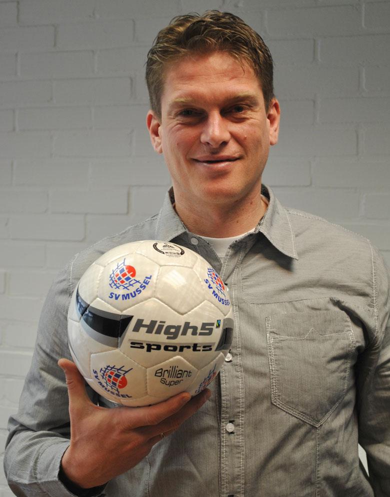 Martin Drent High5 Sports SV Mussel