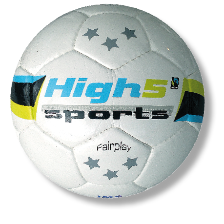 High5 Sports Fairplay Faitrade