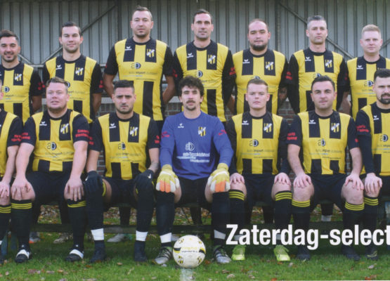 Zaterdag-selectie 2018 Veendam 1894 High5 Sports