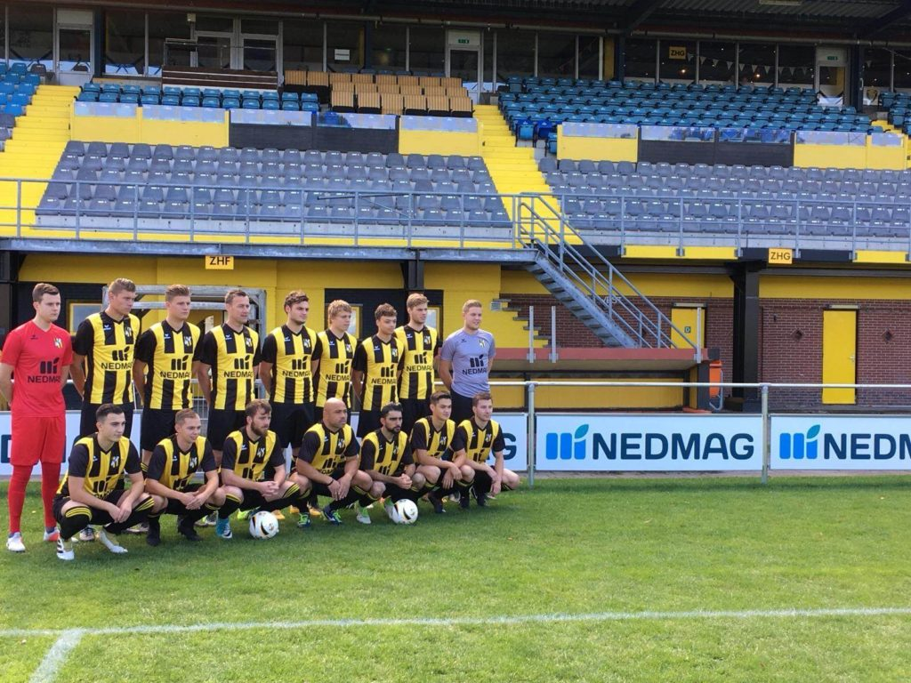 Veendam 1894 Ned Mag High5 Sports